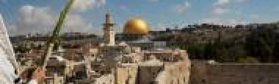 VIDEO: Sukkot Priestly Blessings Electrify Jerusalem's Western Wall!