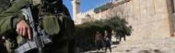 Palestinian Terrorists Attack Jews in Hebron and Gush Etzion