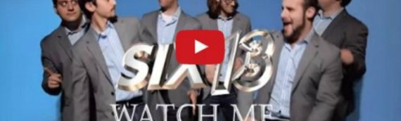 Six13 – Watch Me (Spin / Drey-Drey) – 2015 Chanukah Jam