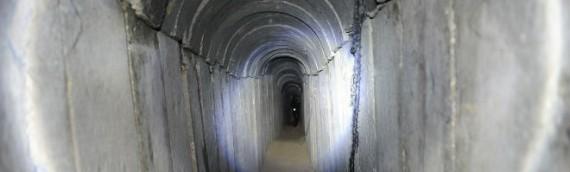 Hamas Terror Tunnel Collapses, Killing Eight; Hamas Blames Israel