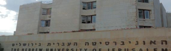 New Wikipedia Ranking Includes Seven Israeli Universities in World's Top 250