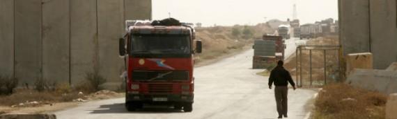 IDF Warns Hamas: Stop Recruiting for Terror or We Will Close Gaza Crossings