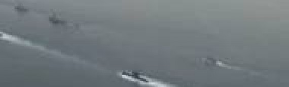 VIDEO: Israel Welcomes Fifth 'Dolphin' Submarine to its Navy