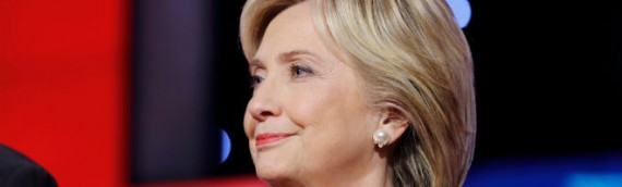 Hillary Clinton Clinches Democratic Nomination, Edging out anti-Israel Bernie Sanders