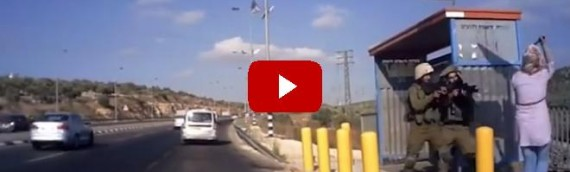 Palestinian Woman Attempts Stabbing Against IDF Officers in Ariel