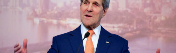 John Kerry Says Refrigerators, Air Conditioners as Big a Threat as ISIS