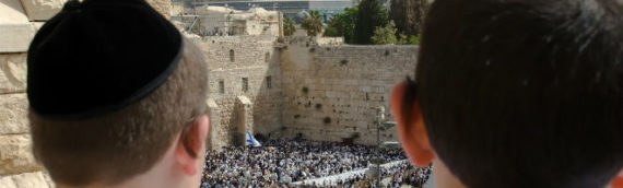 UNESCO Director Admits Ancient Jewish Connection to Jerusalem