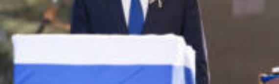 Netanyahu Eulogizes 'the Remarkable' Shimon Peres