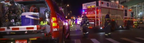 Explosion Rips Through Manhattan Street; Bombs Found in Dumpsters