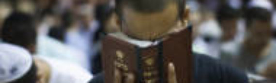 Don't Wait for Yom Kippur to Bring God into Your Lives