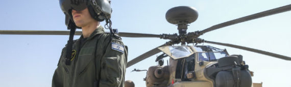 Elite Israeli Air Force Pilots Course Welcomes First Christian Arab