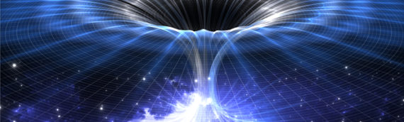 Scientists Discover Portal Into Parallel Universe. Will it Reveal God's Hiding Place?