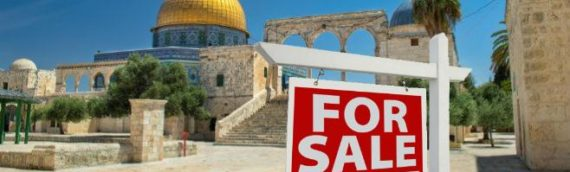 "Rabbi Advises: Invest in Israeli Real Estate, Prices Will Soar When Messiah Comes ""Very Soon"""