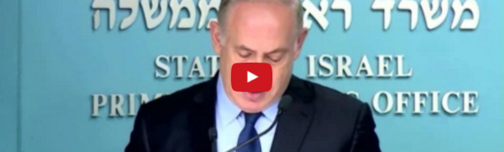 Netanyahu on Snubbing German Minister: I Will Not Govern by Groveling