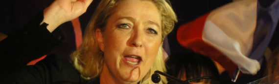 Marine Le Pen Announces She Would Ban Kosher Slaughter in France