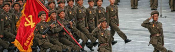 "North Korea Threatens to Punish Israel ""One Thousand-Fold"""