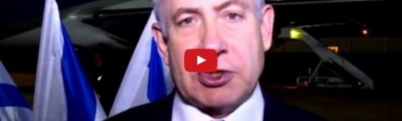 PM Netanyahu Departs for Liberia: 'Israel Has Returned to Africa'
