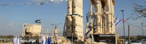 Israel to Test Arrow 3 for First Time Outside of Jewish State… In Alaska