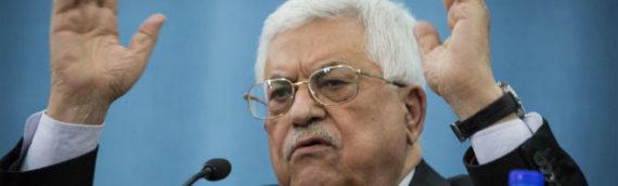 Abbas Breaks Off Ties With Israel