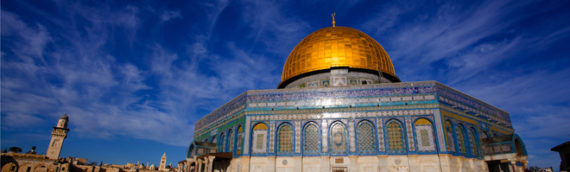 World Looks Breathlessly to Temple Mount as Portal for Messianic Change Swings Open