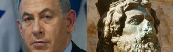 In Latest Attempts to Bring Down Bibi, Rabbi Sees Biblical Parallels Between Netanyahu, King David