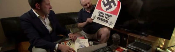 British Neo-Nazi Comes Out as Gay, Jewish [VIDEO]