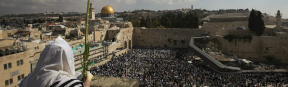 Echoing Glory of Temple Times, Sukkot 2017 in Jerusalem Sees Ancient Rituals Revived, Nations Returning [VIDEO]