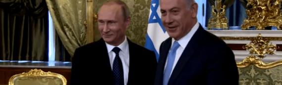 "Putin Cites Torah As ""Eternal, Fundamental Values"" At  Elite Political Conference"