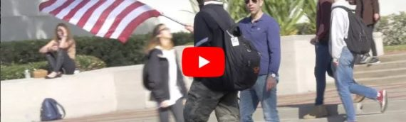 New Video Shows UC Berkeley Students Loving ISIS Flag, Hating Stars and Stripes