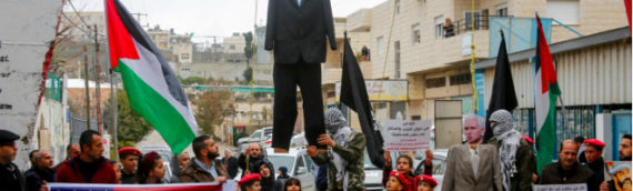 Palestinians Attack American Delegation In Bethlehem
