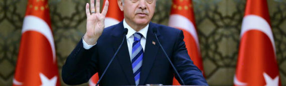 Turkey Launches Major Campaign Against Kurdish Fighters in Northern Syria