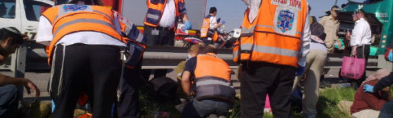 After MDA Threatens Judea and Samaria Drop in Emergency Medical Care, United Hatzalah Steps Up