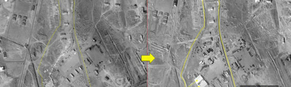 Satellite Photos Show New Iranian Missile Base in Syria: Report