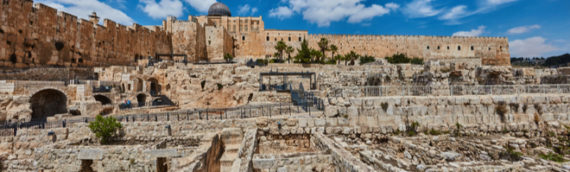 2800 Year Old Prophecy Fulfilled As Bible Comes to Life in The City of David