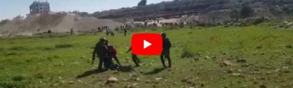 Against International Conventions, Arab Medics Steal Terrorist From IDF Custody