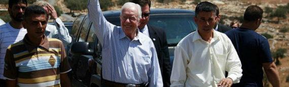 Carter Center Sued for Aiding Hamas