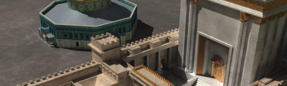Another Temple Mount Dispute: Muhammad's 'Winged Horse' vs. Jewish Temple