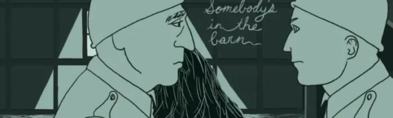 "Holocaust Documentary Genre Re-imagined in New Animated Short Films ""The Podkamieners"""