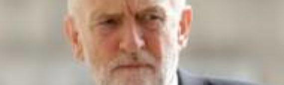 Netanyahu Slams Corbyn for Honoring Murderous Palestinian Terrorists