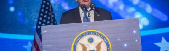 US Ambassador Denounces PA Stipend to Fuld Murderer
