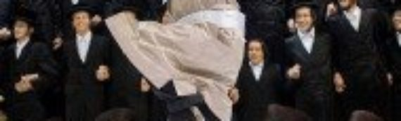 Dance for Joy with the Torah – We Need it for Everything in Life!