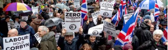 Poll: 40% of British Jews Consider Emigration, 90% Cite Anti-Semitism
