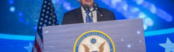 "US Ambassador Slams Obama for Treating Israel Like a ""Thief"""