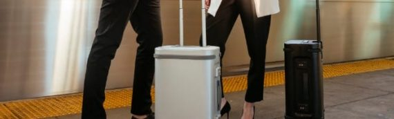 """Israeli """"Smart Suitcase"""" Maker Providing Free Hygienic Kit to Medical Workers"""