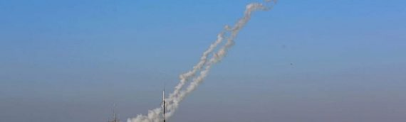 Gaza Breaks Coronavirus Quarantine to Fire Rockets at Israel