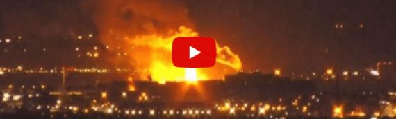Kurds Blow Up Iran-Turkey Natural Gas Pipeline