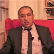 Scotland-based Palestinian activist Issam Hijjawi