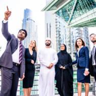 Dubai business.