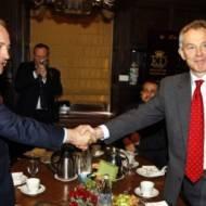 Netanyahu Blair