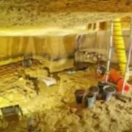 archaeological dig Beit El